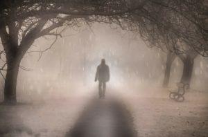 man-winter