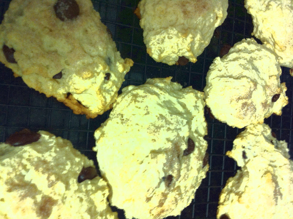 scones for the aca