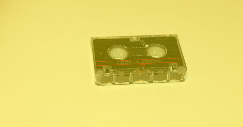 audio-tape