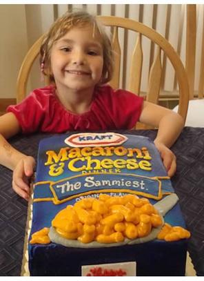 Macaroni & Sammi