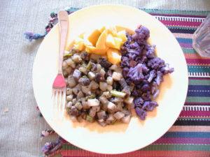 vegetarian-dinner