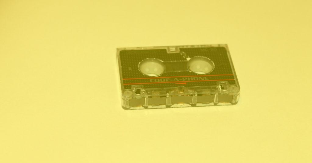 audio-tape
