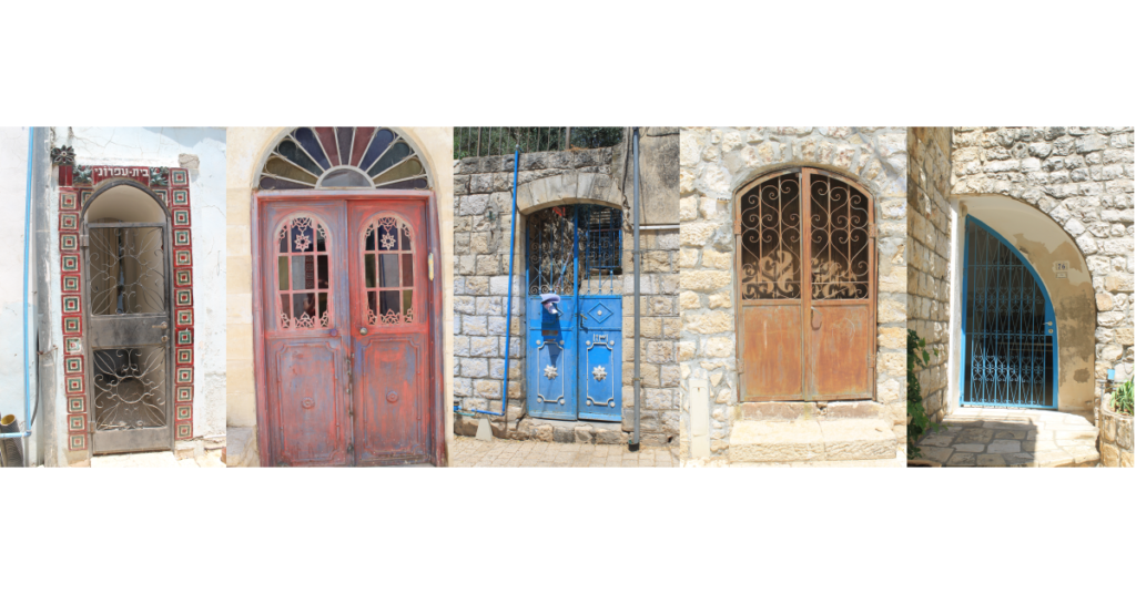 tsfat-doors