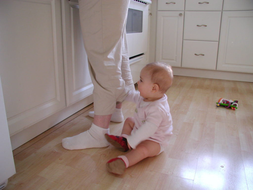multitask-with-baby