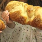 Making Challah in a Pandemic